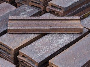 Cover brick tile